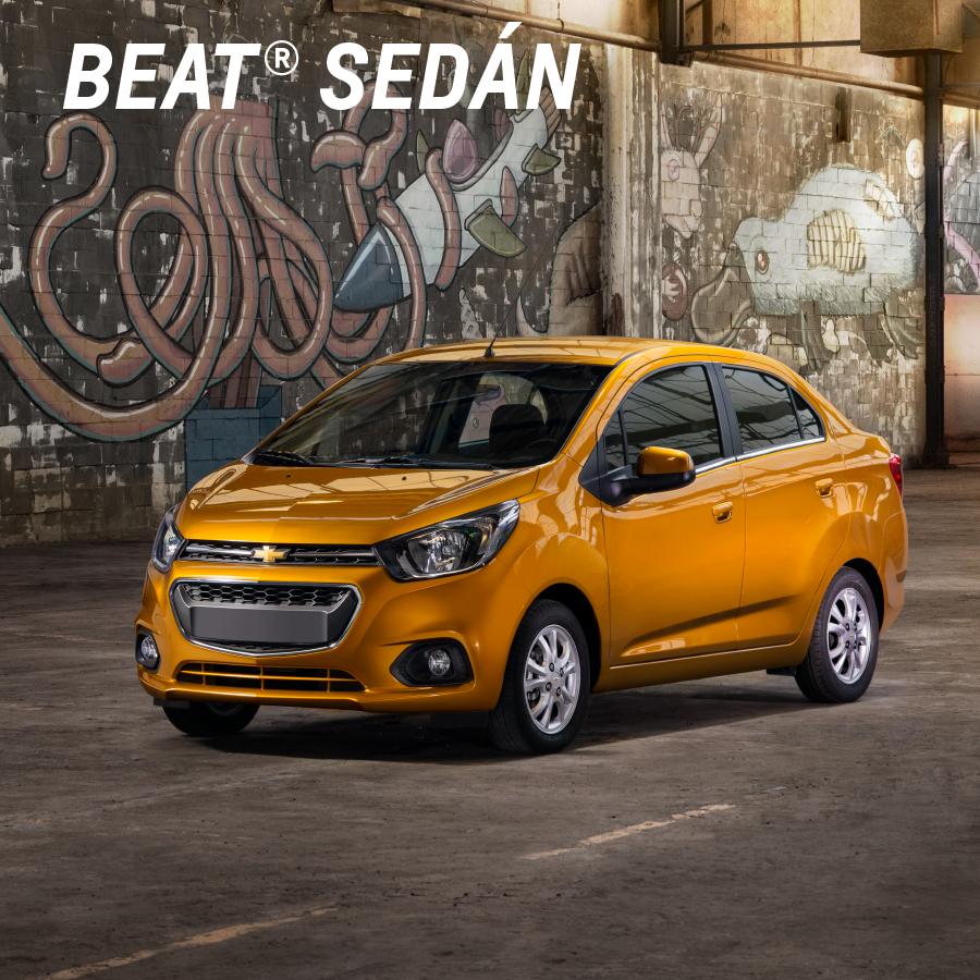 Beat-sedan